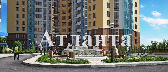 Продается 1-комнатная квартира в новострое на ул. Фонтанская Дор. — 52 970 у.е. (фото №3)