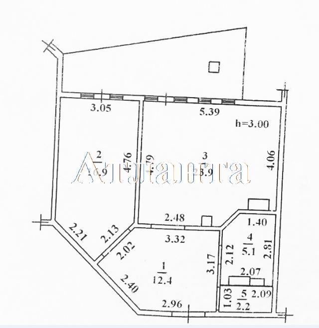 Продается 1-комнатная квартира в новострое на ул. Военный Сп. — 105 000 у.е. (фото №4)