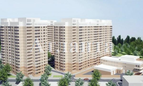 Продается 2-комнатная квартира в новострое на ул. Проценко — 46 000 у.е.