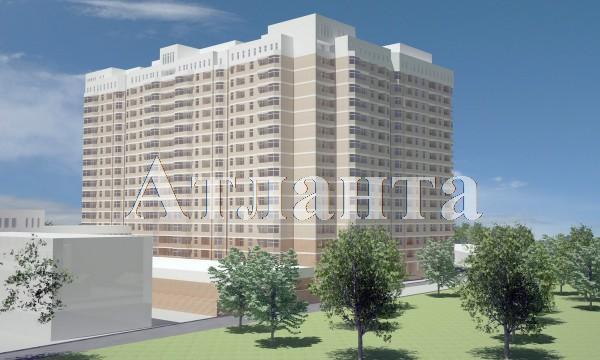 Продается 2-комнатная квартира в новострое на ул. Проценко — 46 000 у.е. (фото №2)