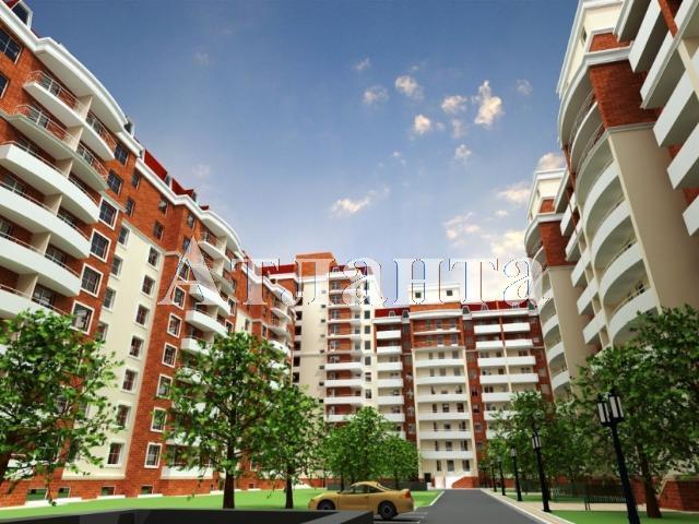 Продается 1-комнатная квартира в новострое на ул. Генерала Цветаева — 25 710 у.е. (фото №2)