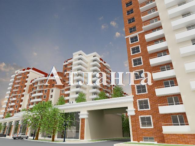 Продается 1-комнатная квартира в новострое на ул. Генерала Цветаева — 25 710 у.е. (фото №4)