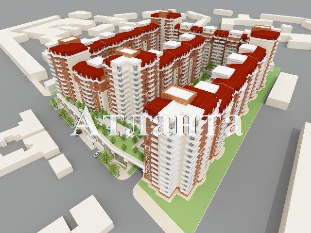 Продается 1-комнатная квартира в новострое на ул. Генерала Цветаева — 32 420 у.е. (фото №2)