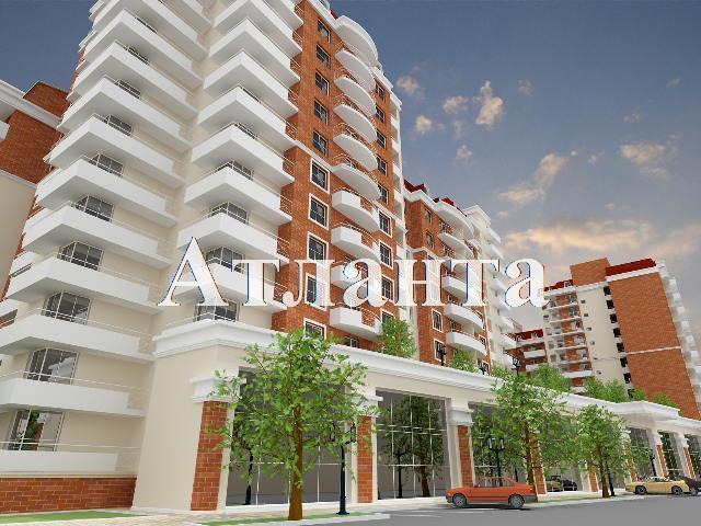 Продается 1-комнатная квартира в новострое на ул. Генерала Цветаева — 25 510 у.е. (фото №4)