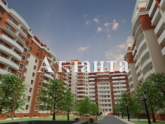 Продается 1-комнатная квартира в новострое на ул. Генерала Цветаева — 23 190 у.е. (фото №6)