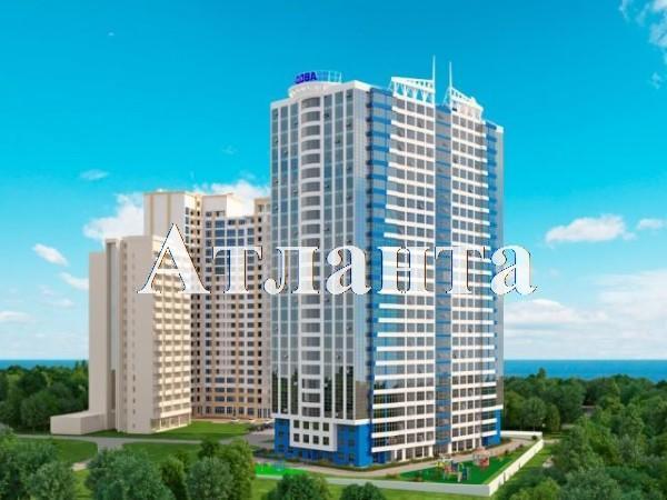 Продается 3-комнатная квартира в новострое на ул. Новобереговая — 176 520 у.е. (фото №2)