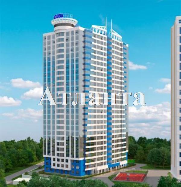 Продается 2-комнатная квартира в новострое на ул. Новобереговая — 127 890 у.е. (фото №2)