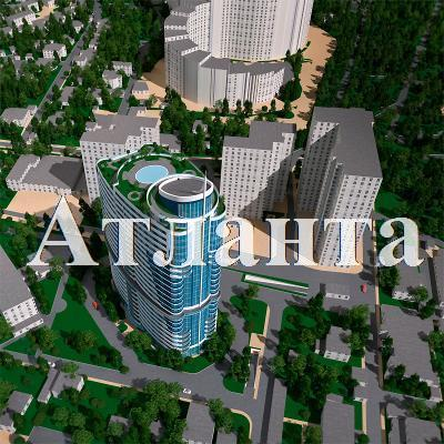Продается 1-комнатная квартира в новострое на ул. Новобереговая — 84 920 у.е. (фото №2)