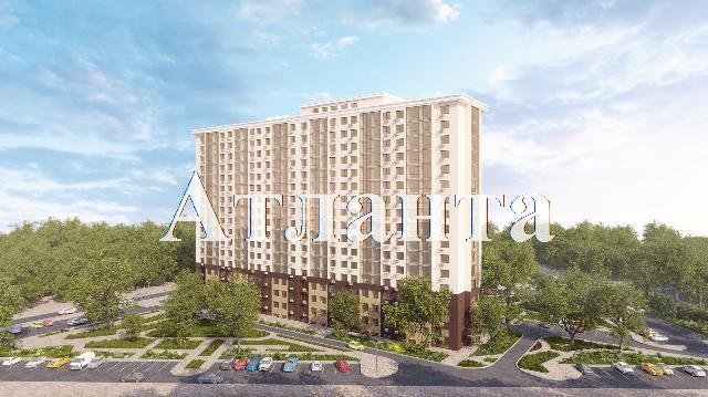 Продается 2-комнатная квартира в новострое на ул. Жм Дружный — 39 720 у.е. (фото №2)