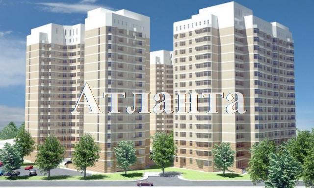 Продается 1-комнатная квартира в новострое на ул. Проценко — 43 280 у.е. (фото №3)