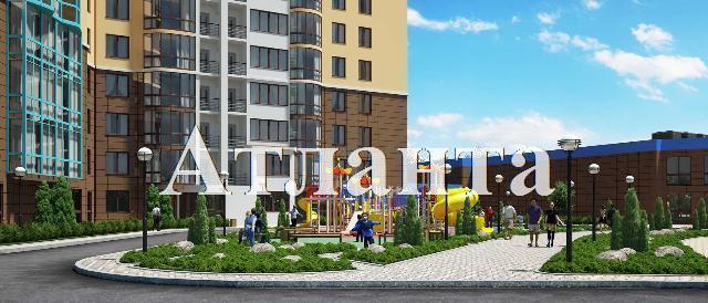Продается 1-комнатная квартира в новострое на ул. Фонтанская Дор. — 49 390 у.е. (фото №2)