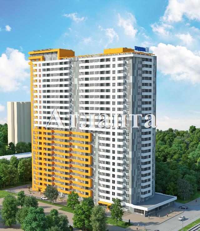 Продается 3-комнатная квартира в новострое на ул. Канатная — 62 050 у.е.