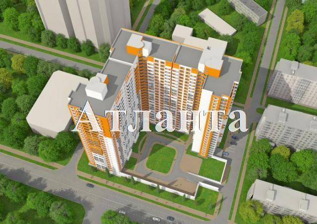Продается 1-комнатная квартира в новострое на ул. Среднефонтанская — 46 300 у.е. (фото №3)