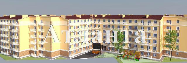 Продается 1-комнатная квартира в новострое на ул. Люстдорфская Дорога — 26 080 у.е. (фото №2)