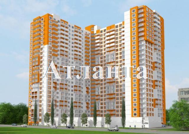 Продается 1-комнатная квартира в новострое на ул. Среднефонтанская — 46 950 у.е. (фото №2)
