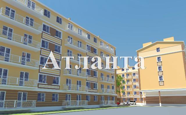 Продается 1-комнатная квартира в новострое на ул. Люстдорфская Дорога — 24 420 у.е.