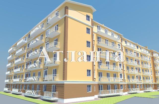 Продается 1-комнатная квартира в новострое на ул. Люстдорфская Дорога — 24 420 у.е. (фото №2)