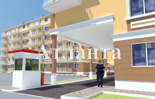 Продается 1-комнатная квартира в новострое на ул. Люстдорфская Дорога — 27 080 у.е. (фото №5)