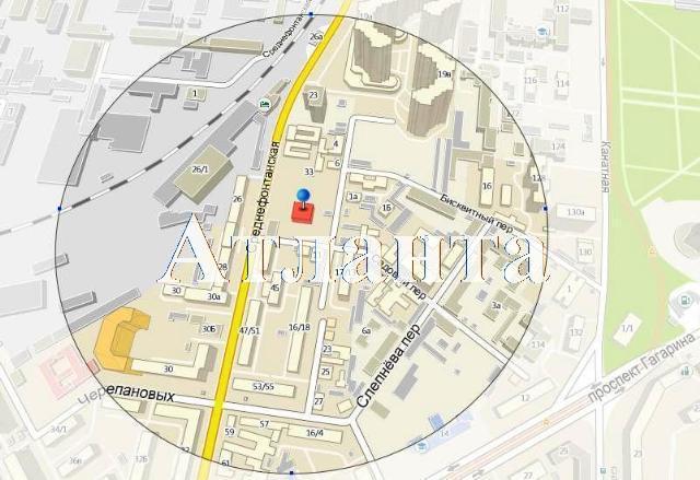 Продается 1-комнатная квартира в новострое на ул. Среднефонтанская — 48 150 у.е. (фото №4)
