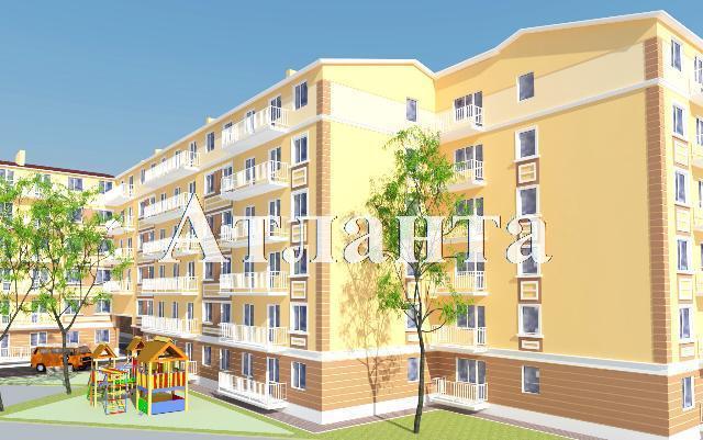 Продается 1-комнатная квартира в новострое на ул. Люстдорфская Дорога — 24 590 у.е.