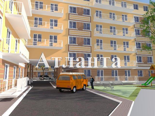 Продается 1-комнатная квартира в новострое на ул. Люстдорфская Дорога — 25 070 у.е. (фото №2)