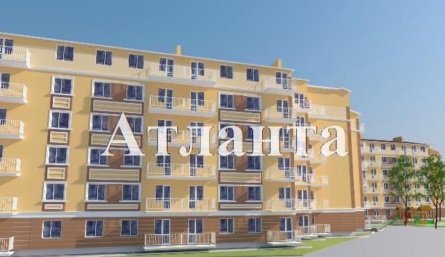 Продается 1-комнатная квартира в новострое на ул. Люстдорфская Дорога — 25 070 у.е. (фото №3)