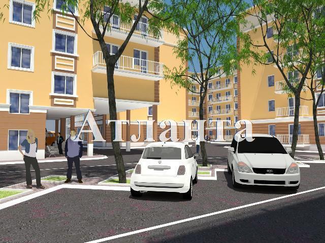 Продается 1-комнатная квартира в новострое на ул. Люстдорфская Дорога — 23 950 у.е. (фото №4)