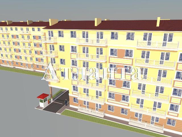 Продается 1-комнатная квартира в новострое на ул. Люстдорфская Дорога — 23 950 у.е. (фото №5)