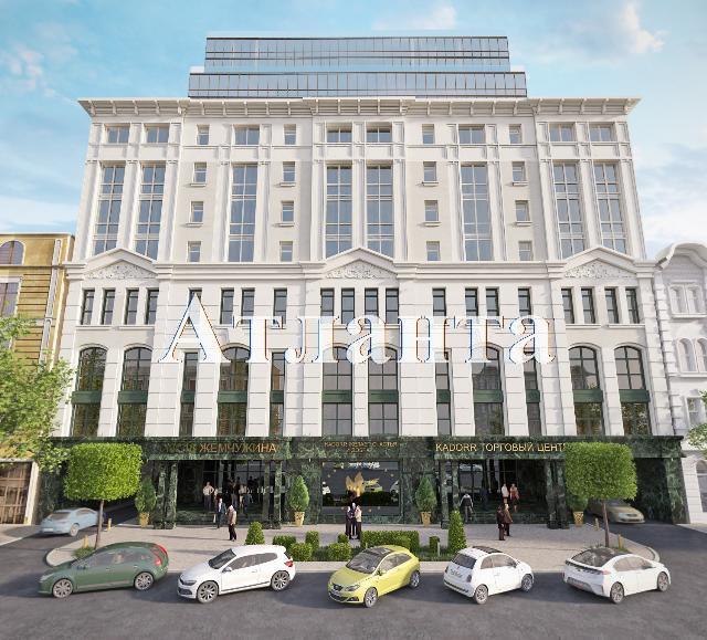 Продается 2-комнатная квартира в новострое на ул. Большая Арнаутская — 99 560 у.е.