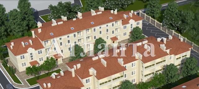 Продается 2-комнатная квартира в новострое на ул. Парковая — 42 000 у.е.