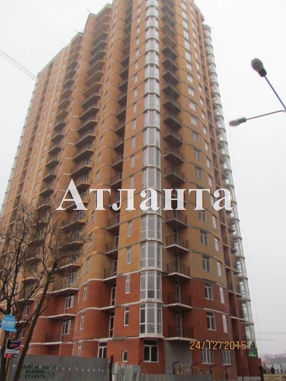 Продается 2-комнатная квартира в новострое на ул. Гагаринское Плато — 76 830 у.е. (фото №2)