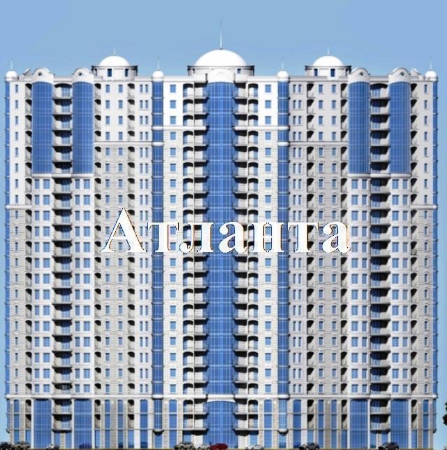 Продается 1-комнатная квартира в новострое на ул. Гагаринское Плато — 72 700 у.е. (фото №2)