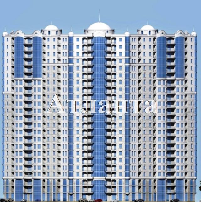 Продается 1-комнатная квартира в новострое на ул. Гагаринское Плато — 62 000 у.е. (фото №2)