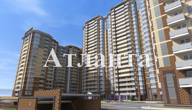Продается 1-комнатная квартира в новострое на ул. Жаботинского — 40 190 у.е. (фото №3)