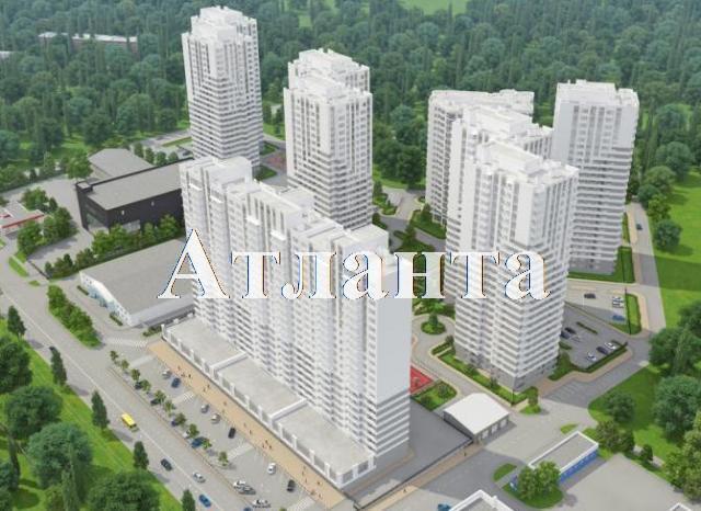 Продается 2-комнатная квартира в новострое на ул. Люстдорфская Дорога — 48 310 у.е.