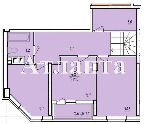 Продается Многоуровневая квартира в новострое на ул. Балковская — 70 030 у.е. (фото №4)