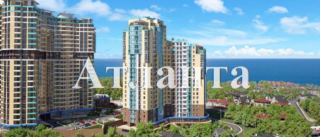 Продается 3-комнатная квартира в новострое на ул. Фонтанская Дор. — 60 180 у.е. (фото №2)