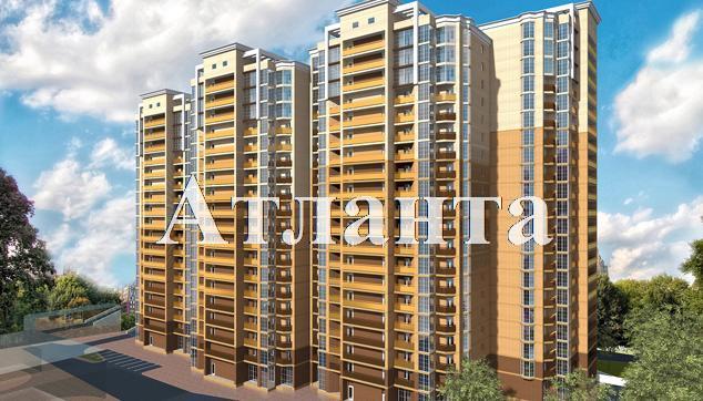 Продается 2-комнатная квартира в новострое на ул. Балковская — 46 860 у.е. (фото №2)