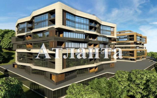 Продается 3-комнатная квартира в новострое на ул. Фонтанская Дор. — 135 860 у.е. (фото №2)