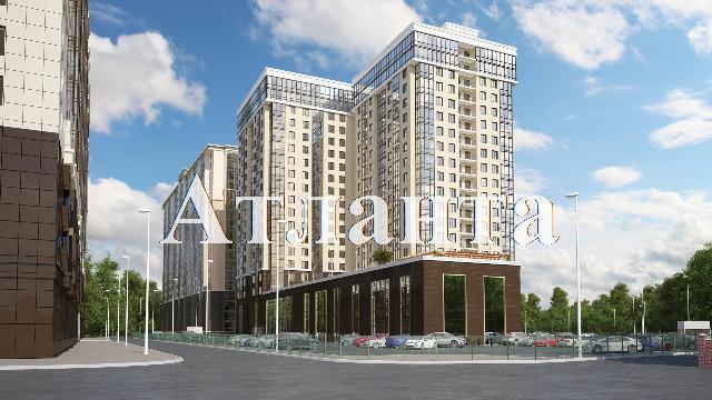 Продается 1-комнатная квартира в новострое на ул. Жм Дружный — 29 730 у.е. (фото №3)