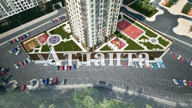 Продается 1-комнатная квартира в новострое на ул. Жм Дружный — 29 730 у.е. (фото №5)