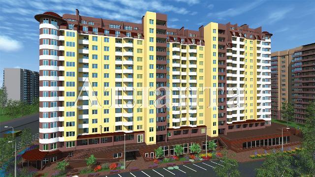 Продается 2-комнатная квартира в новострое на ул. Левитана — 70 000 у.е.