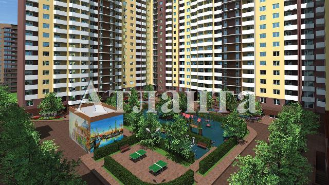 Продается 2-комнатная квартира в новострое на ул. Левитана — 70 000 у.е. (фото №2)