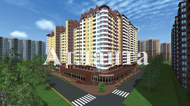 Продается 2-комнатная квартира в новострое на ул. Левитана — 70 000 у.е. (фото №3)