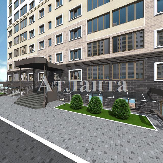 Продается 3-комнатная квартира в новострое на ул. Пестеля — 51 640 у.е. (фото №4)