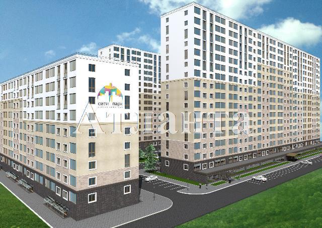 Продается 1-комнатная квартира в новострое на ул. Пестеля — 22 630 у.е.