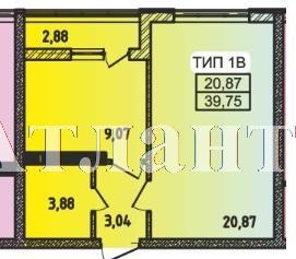 Продается 1-комнатная квартира в новострое на ул. Пестеля — 22 630 у.е. (фото №6)