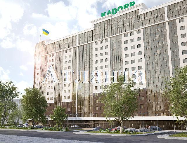 Продается 2-комнатная квартира в новострое на ул. Фонтанская Дор. — 64 010 у.е. (фото №2)