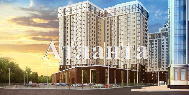 Продается 1-комнатная квартира в новострое на ул. Жм Дружный — 26 770 у.е. (фото №3)