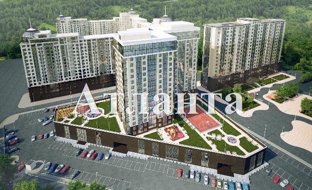 Продается 3-комнатная квартира в новострое на ул. Жм Дружный — 47 210 у.е. (фото №4)